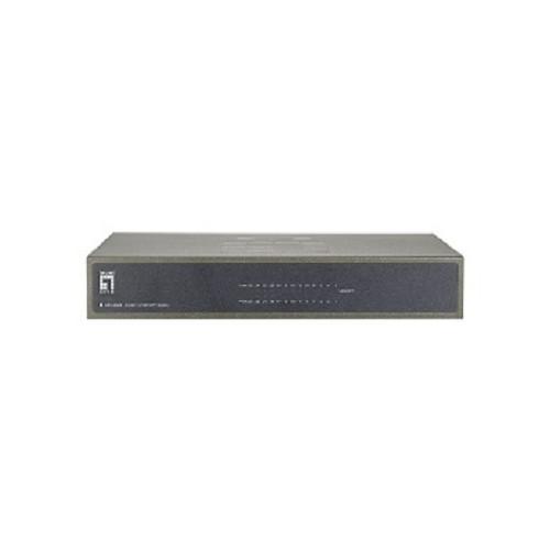 LEVELONE Gigabit Ethernet Switch [GEU-2428] - Switch Unmanaged